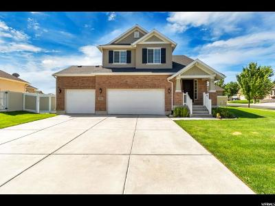 West Jordan Single Family Home For Sale: 5963 W Maple Canyon Rd