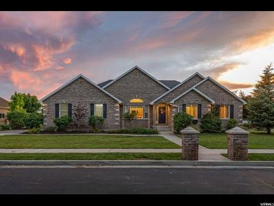 Highland Single Family Home For Sale: 11069 N Avonmore W