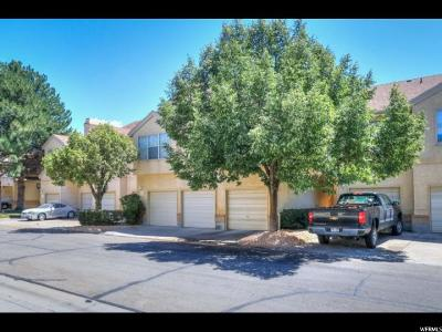 Midvale Townhouse Under Contract: 584 E Briarsprings Cir S