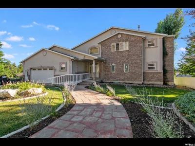 Pleasant Grove Single Family Home Under Contract: 455 Dalton Dr