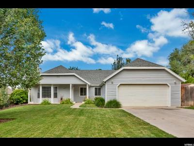 Cedar Hills Single Family Home Under Contract: 10029 N Willow Ct