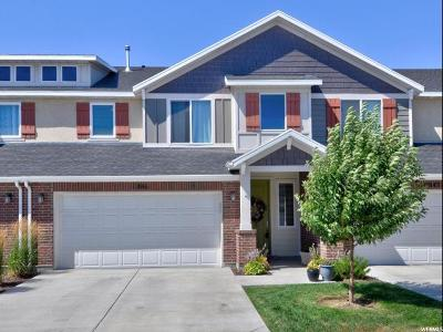 Herriman Townhouse Under Contract: 11846 Rushmore Park W