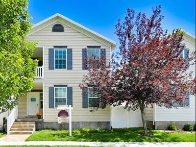 Eagle Mountain Single Family Home For Sale: 1757 E American Way #8