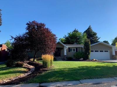 Holladay Single Family Home For Sale: 2615 E Lincoln Ln