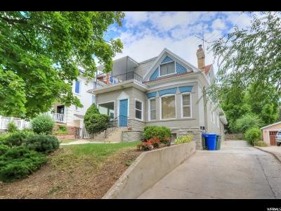 Salt Lake City Multi Family Home Backup: 324 N L St E