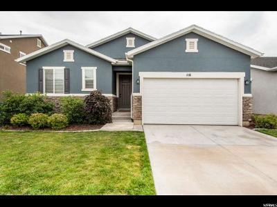 Vineyard Single Family Home For Sale: 116 E 460 N