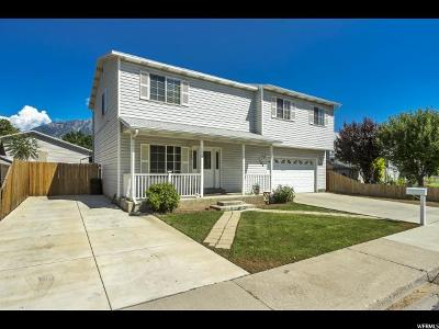 Orem Single Family Home For Sale: 1188 N 100 W