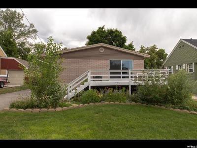 Logan Multi Family Home For Sale: 462 E 700 N