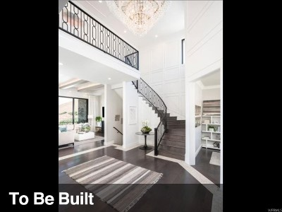 Herriman Single Family Home For Sale: 4762 Juniper Bend Cir W #114