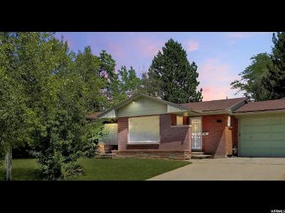Orem Single Family Home For Sale: 1575 S 150 W