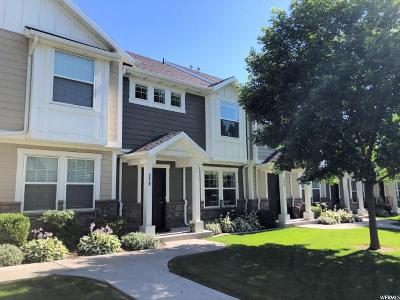 Logan Townhouse Under Contract: 229 W 1010 S
