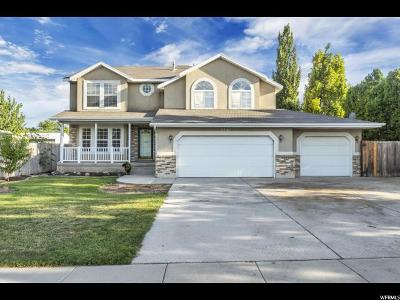South Jordan Single Family Home Under Contract: 2761 W 9800 S