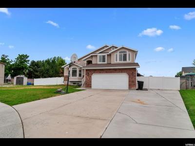 Davis County Single Family Home Backup: 2373 N 1050 W