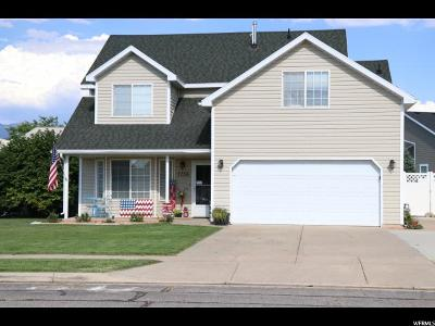 Davis County Single Family Home Under Contract: 1756 N 2615 W #3