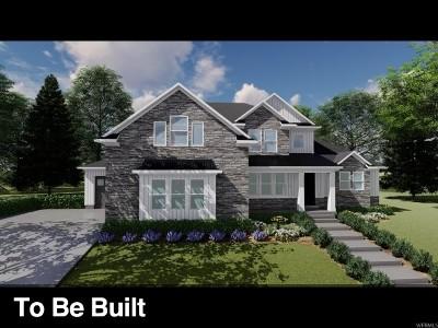Salem Single Family Home For Sale: 882 E 976 S