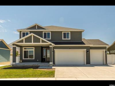 Tooele County Single Family Home Under Contract: 135 W Delgada Ln