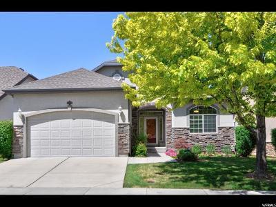 West Jordan Single Family Home For Sale: 9308 S Avignon Pl