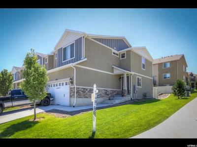 Herriman Townhouse For Sale: 5251 W Courtly Ln S