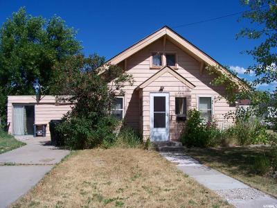 Single Family Home For Sale: 226 N 11th St