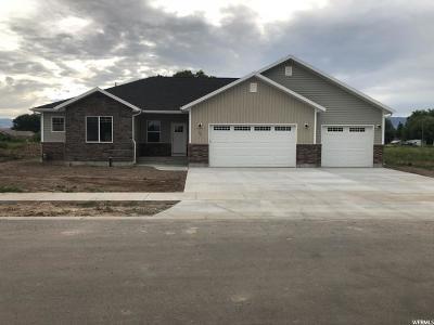 Preston Single Family Home For Sale: 92 N 400 E