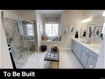 Lehi Single Family Home For Sale: 4588 W Ridge View Way N #43