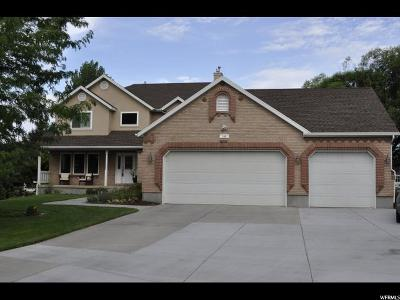 Kaysville Single Family Home Backup: 336 S Marie Cir W