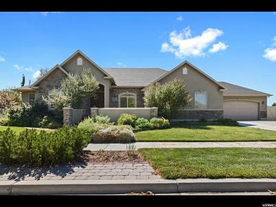 Spanish Fork Single Family Home For Sale: 1522 S 1700 E