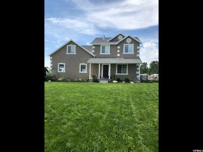 Eagle Mountain Single Family Home For Sale: 4083 Russell Rd
