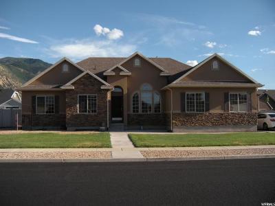 Spanish Fork Single Family Home Backup: 1852 E 1400 S