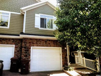 Bountiful Townhouse For Sale: 2088 S Orchard Dr