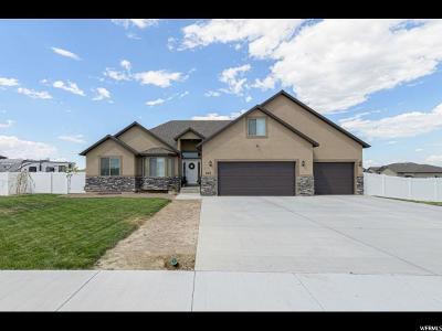 Grantsville UT Single Family Home For Sale: $439,900