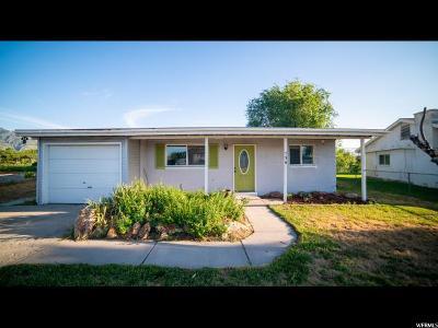 Sandy Single Family Home Backup: 756 E 9990 S