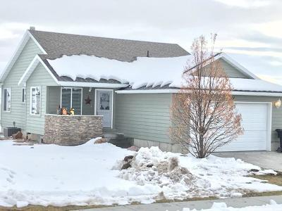 Franklin Single Family Home For Sale: 111 W Cedar