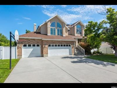 South Jordan Single Family Home For Sale: 2786 W 9760 S
