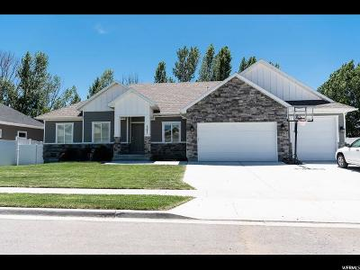 Lehi Single Family Home Under Contract: 1241 W 300 S