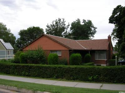 Farmington Single Family Home For Sale: 196 E 100 N