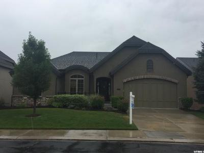 Draper Single Family Home For Sale: 2222 E Fair Winns Ln S