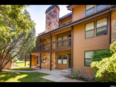 Weber County Condo Under Contract: 3615 N Wolf Lodge Dr #1305