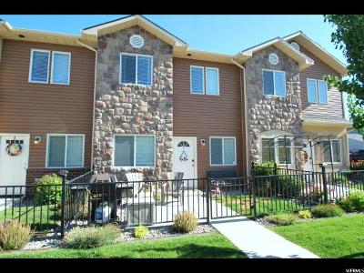 Logan Townhouse Under Contract: 504 W 1595 N #104