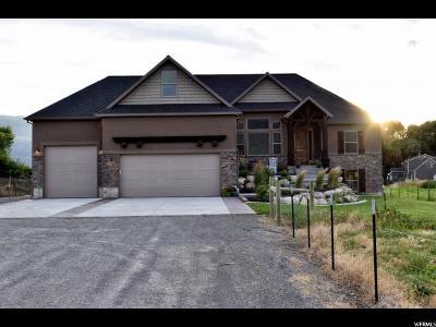Nibley Single Family Home Backup: 3401 S 1500 W