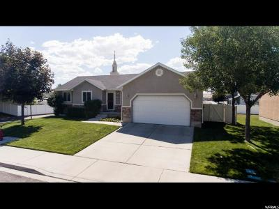 Payson Single Family Home For Sale: 1468 S 910 W
