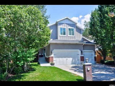 Sandy Single Family Home Backup: 2295 E Gambel Oak Dr