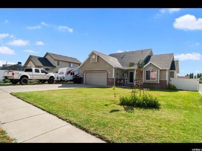 Davis County Single Family Home For Sale: 1107 N 750 W