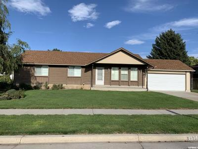 Farr West Single Family Home For Sale: 2536 N 2125 W