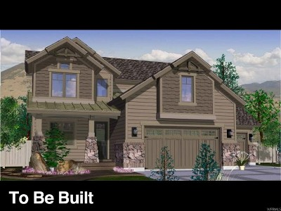 Davis County Single Family Home For Sale: 598 E 6800 S