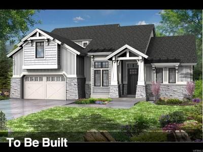 Davis County Single Family Home For Sale: 593 E 6750 S