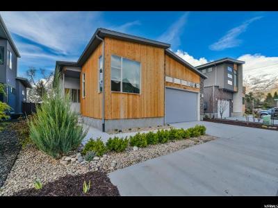 Holladay Single Family Home For Sale: 1961 E Nunley Cir S