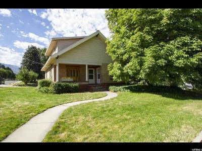 Salem Single Family Home Under Contract: 90 E 300 S