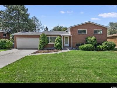 Midvale Single Family Home Under Contract: 642 E Connie Dr S