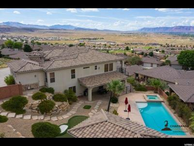 St. George Single Family Home For Sale: 2389 S 690 Cir W